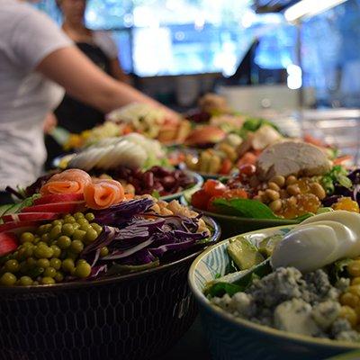 Comptoir salade