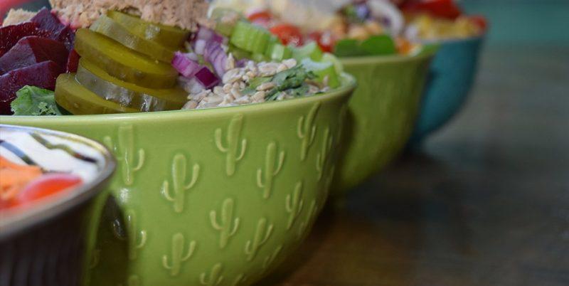 Salade fenetre